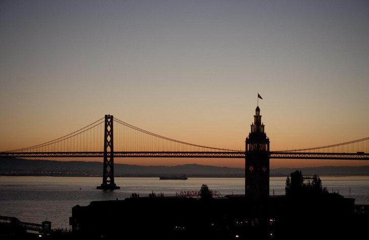 california, sunset, golden gate bridge, san francisco