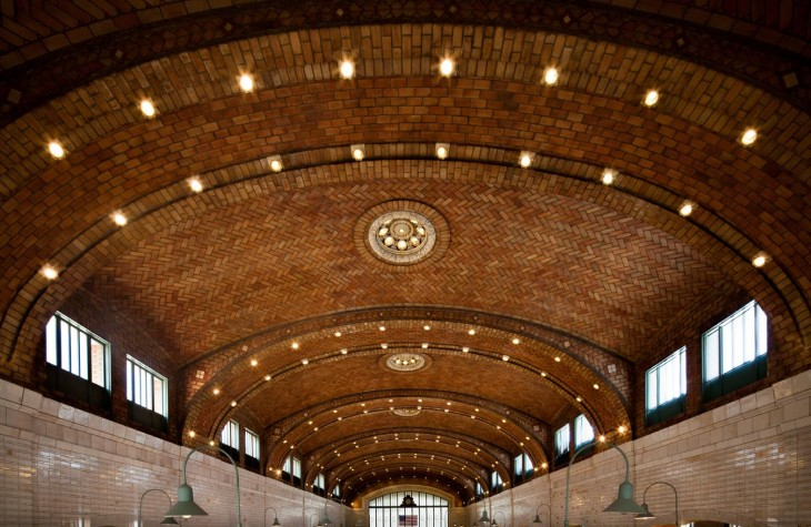 west side market ceiling