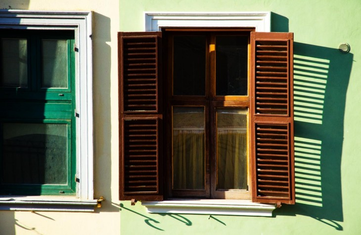 italy, windows, shutters