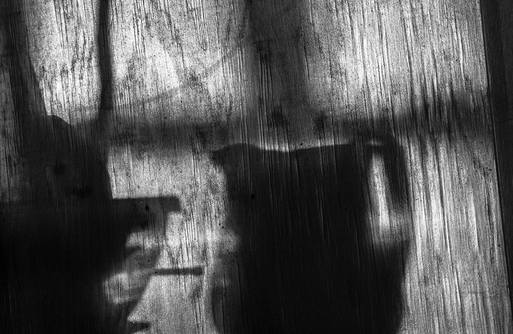 studio, shadow