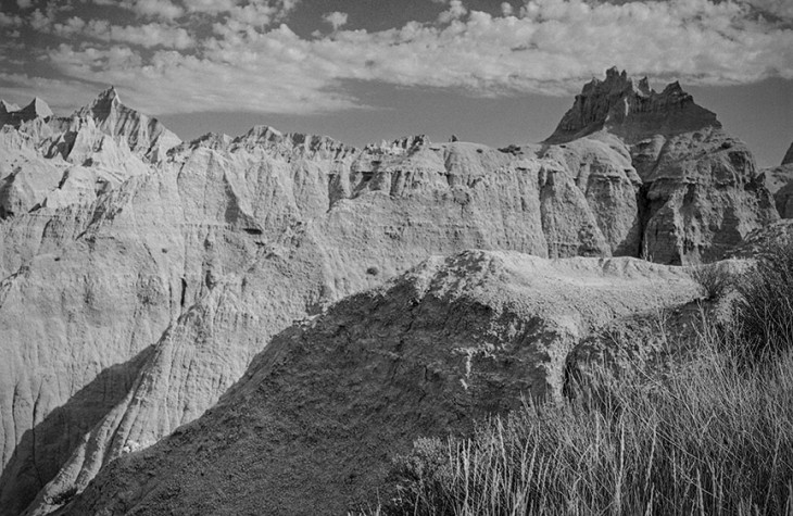 badlands cedar pass 1995