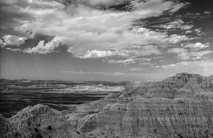 cedar pass in badlands 1995