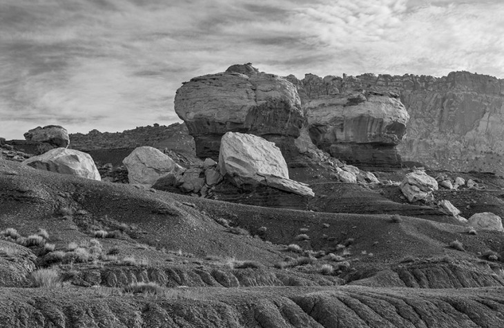 twin rocks capital reef