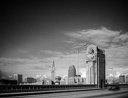 Cleveland Landscapes.  Part II.  6.29.2013